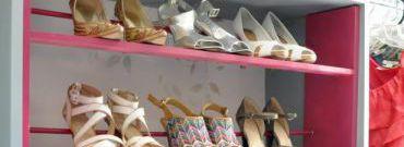 DIY: Jak zrobić półkę na szpilki?