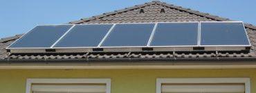 Kolektory słoneczne – energię wyprodukujesz na własnym dachu