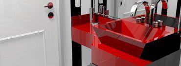Alternatywa dla płytek, czyli remontujemy kuchnię i łazienkę
