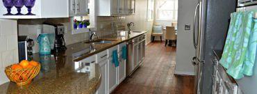Metamorfoza kuchni czyli jak przemalować fronty