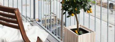 Jak urządzić mały balkon, by nie rezygnować z czasu na powietrzu?