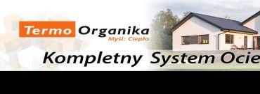 System Ociepleń Termo Organika – jedno rozwiązanie do kompleksowej izolacji ścian styropianem