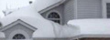 Bariery przeciwśniegowe na dachu