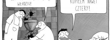 300 procent normy – komiks odc. 4