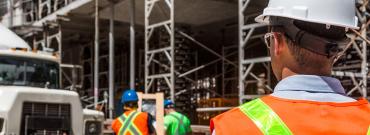 Bezpieczeństwo na placu budowy przede wszystkim