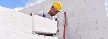 10 błędów w czasie murowania ścian z betonu komórkowego