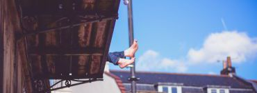 Jak poruszać się bezpiecznie po dachu