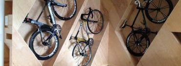 Pomysły na przechowywanie rowerów w domu