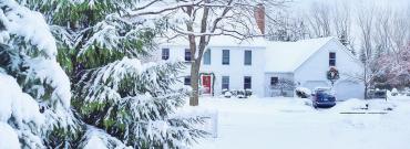 Koniec z chłodem! - docieplenie domu możesz wykonać nawet w zimie