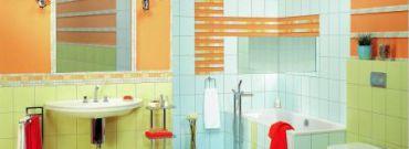 Łazienka – tapety, panele, farby czy płytki?