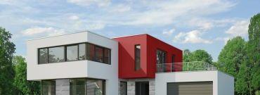Kolorowa fasada - jak utrzymać mocną barwę przez lata?