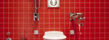 Inspiracje miesiąca - kwiecień 2017 – jak urządzić małą toaletę?