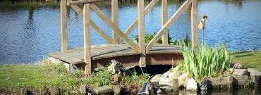 Jak zrobić drewniany mostek?