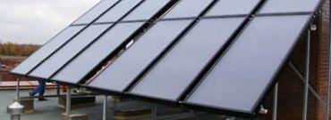 Kolektory słoneczne – eksploatacja zimą