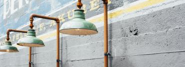 Nowa lampa we wnętrzu - Zobacz najciekawsze projekty DIY na 2017 rok!