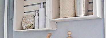 Innowacje w łazience – szybkie i łatwe półki