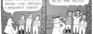 300 procent normy – komiks odc. 1