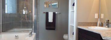 5 wskazówek jak urządzić małą łazienkę