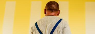 Jak malować ścianę