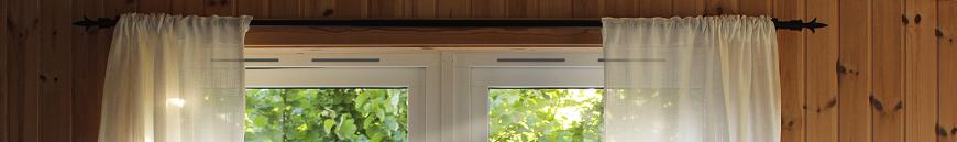 Nawiewniki okienne