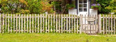 Czyszczenie i impregnacja ogrodzeń drewnianych