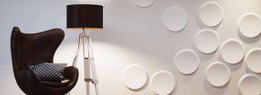 Panele 3d – koncepcja na nietypową ścianę