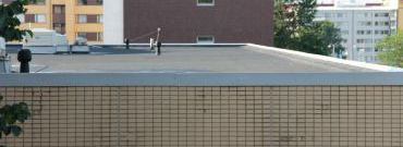 Odwodnienie płaskiego dachu