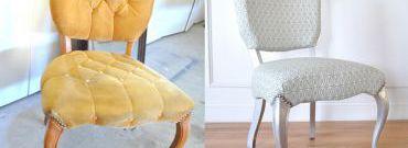 Restaurujemy stare krzesło – DIY