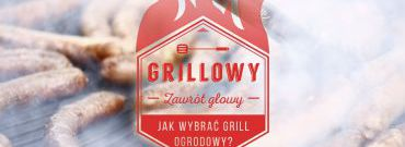 Grillowy zawrót głowy – jak wybrać grill ogrodowy?