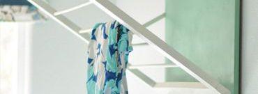 DIY: Niesamowity wieszak na pranie