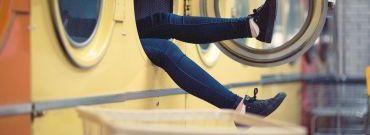 Zabudowa pralki w łazience – galeria - 15 pomysłów projektantów