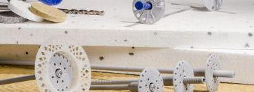 Zamocowania termoizolacji fasadowych RAWLPLUG