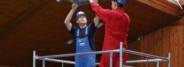 Rusztowanie firmy KRAUSE. Bezpieczeństwo i komfort na placu budowy oraz podczas remontu