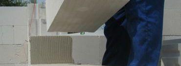 Materiały ścienne – beton komórkowy