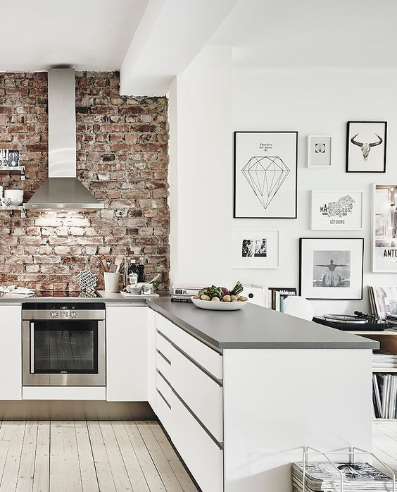 Wnętrzarskie Trendy Jak Zrobić Imitację Cegły Na ścianie Na