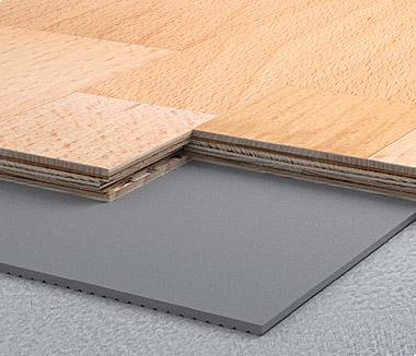Styropian pod panele podłogowe