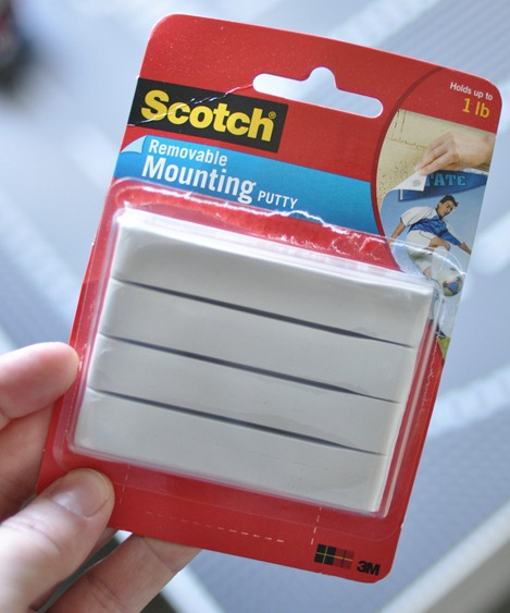 mounting-putty