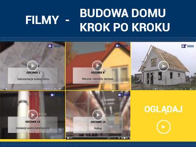 Filmy instruktażowe - Budowa domu