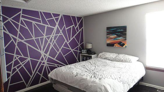 Poradnik dla zaawansowanych malarzy ciana ombre - Easy paint designs for walls ...