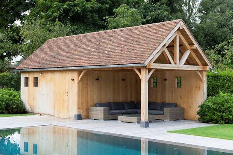 Belgijski dom ogrodowy