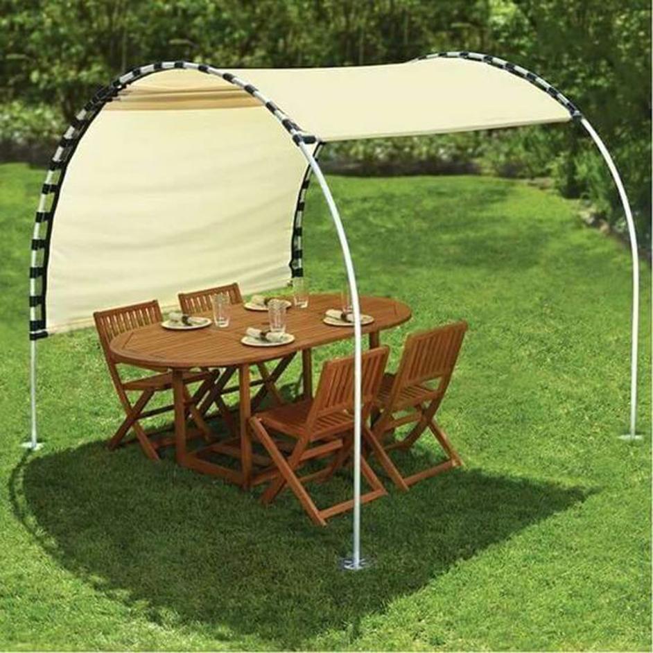 innowacyjny parasol ogrodowy