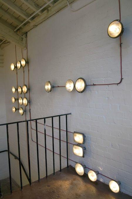 Oświetlenie boczne konstrukcja