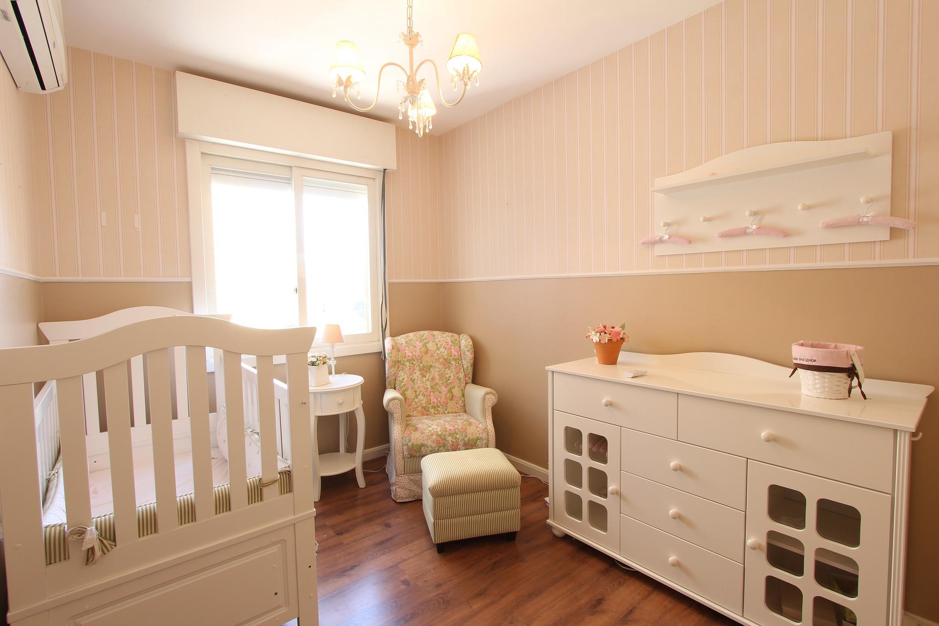 Pokój dziecka - podłoga