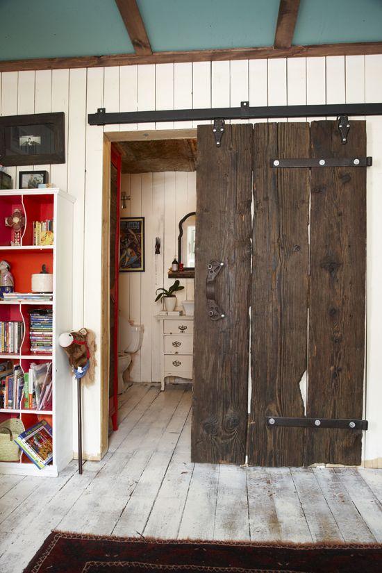 Drzwi w formie bramy