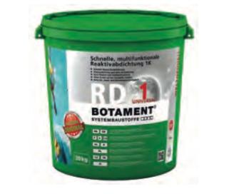 RD 1 Universal jednokomponentowa izolacja reaktywna (tuzw)