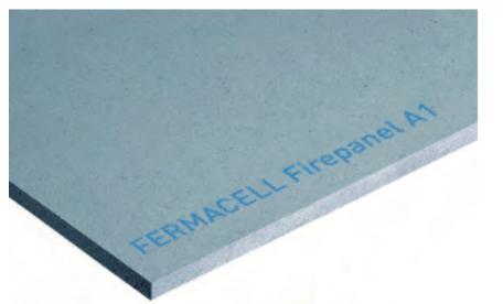 Firepanel A1 płyta gipsowo-włóknowa (tz)