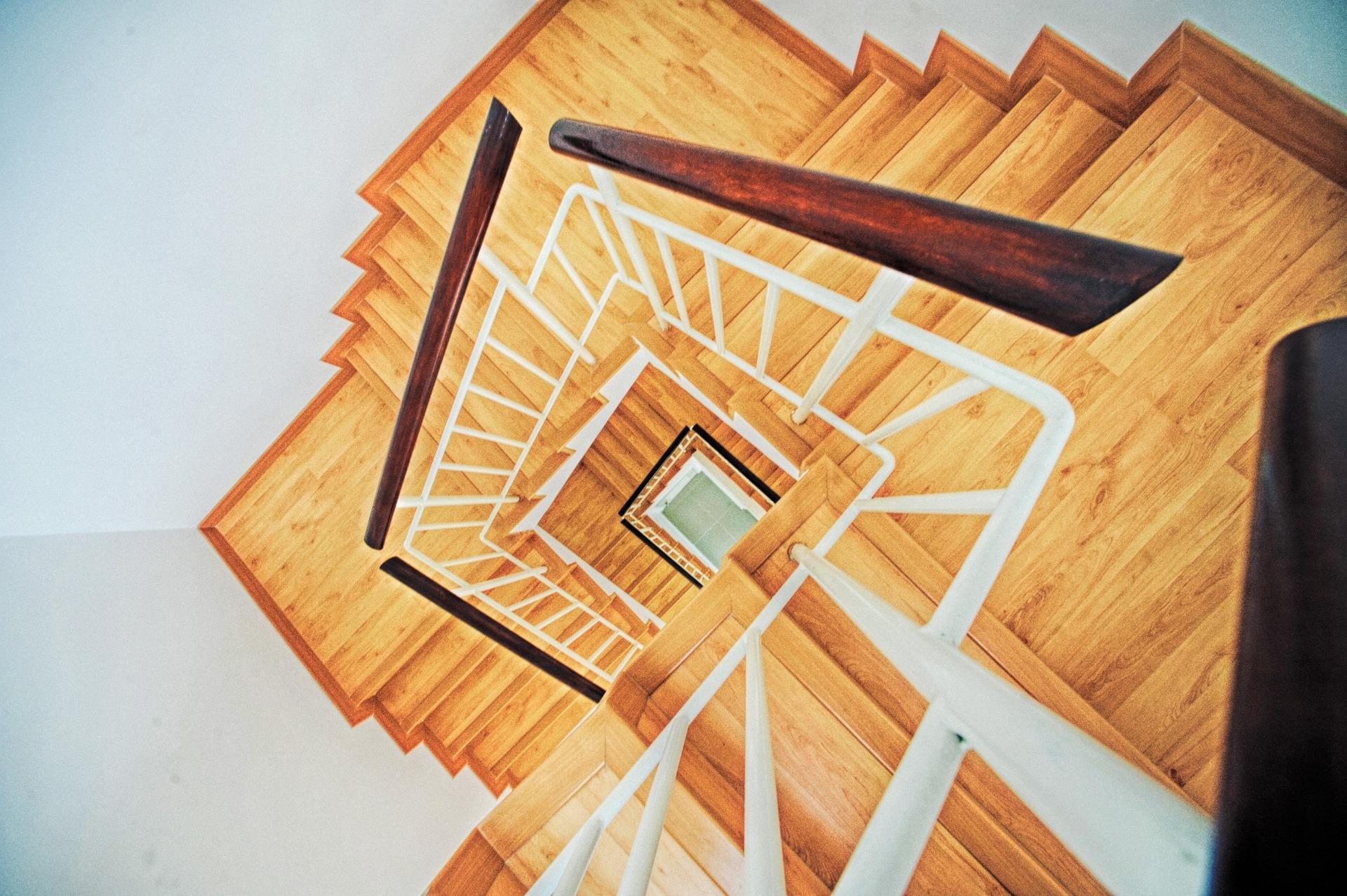 Dusza schodów