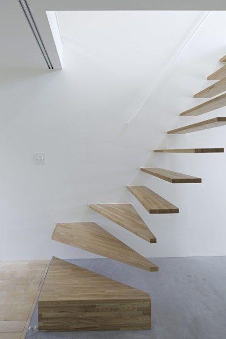 Lewitujące schody