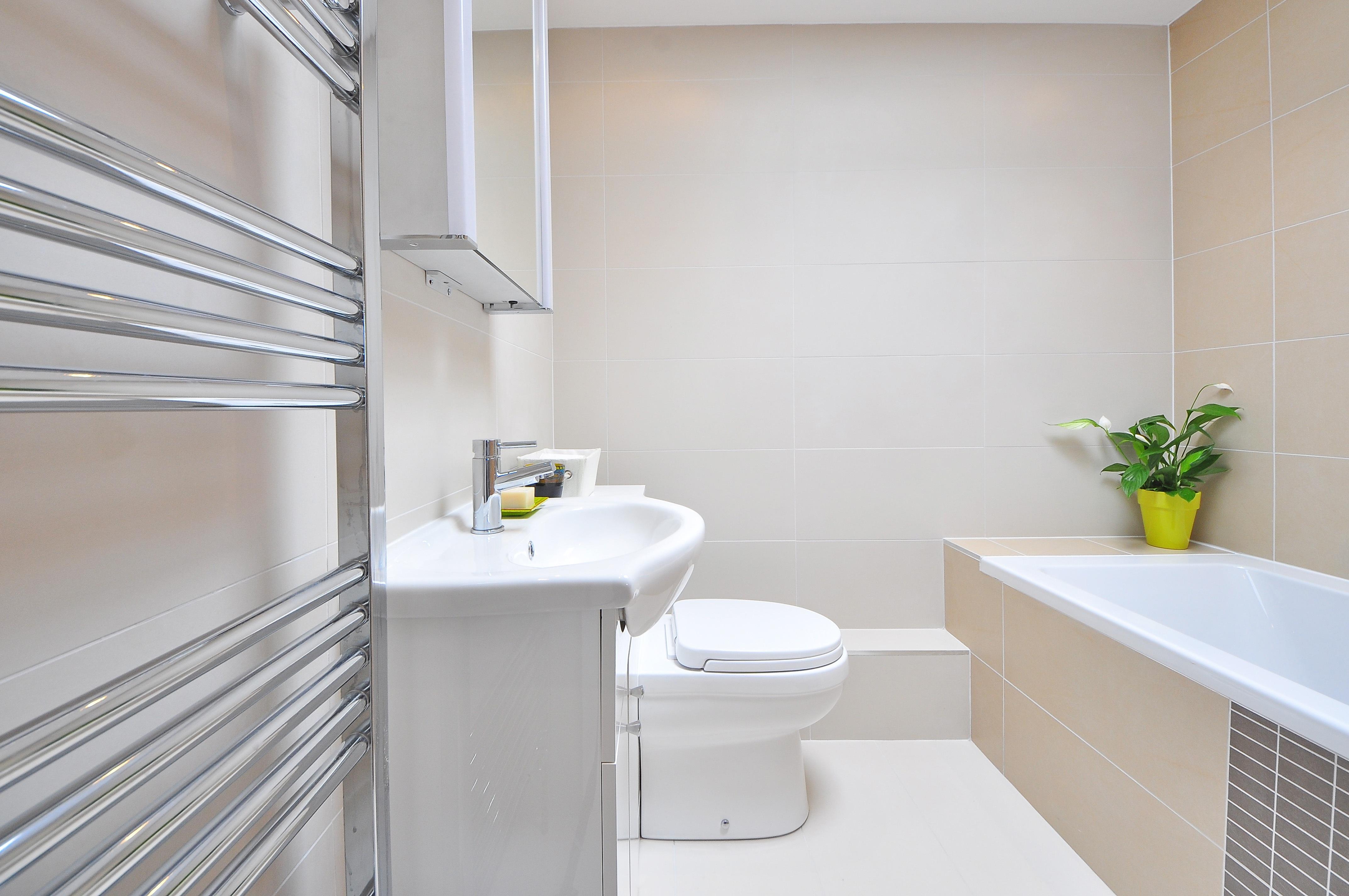 Mała łazienka - 2