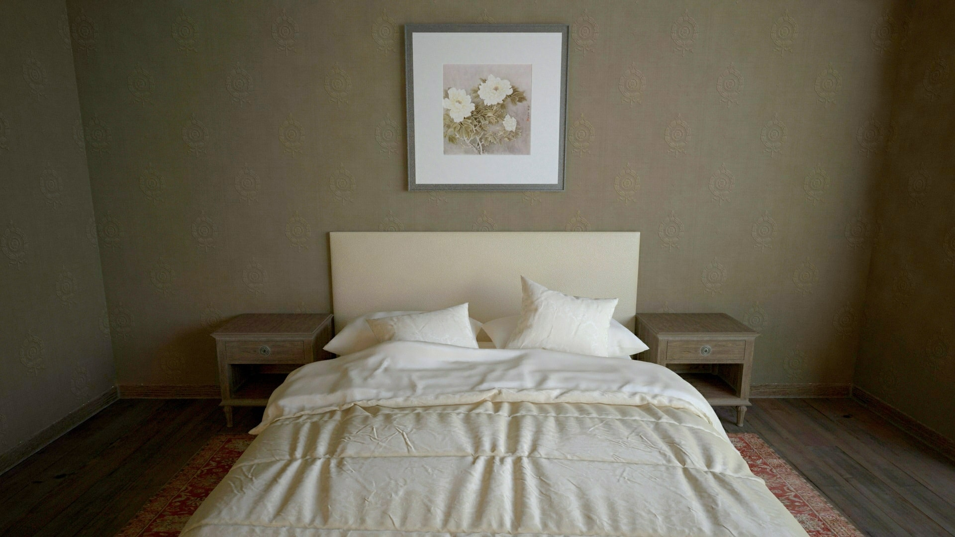Sypialnia dla alergika